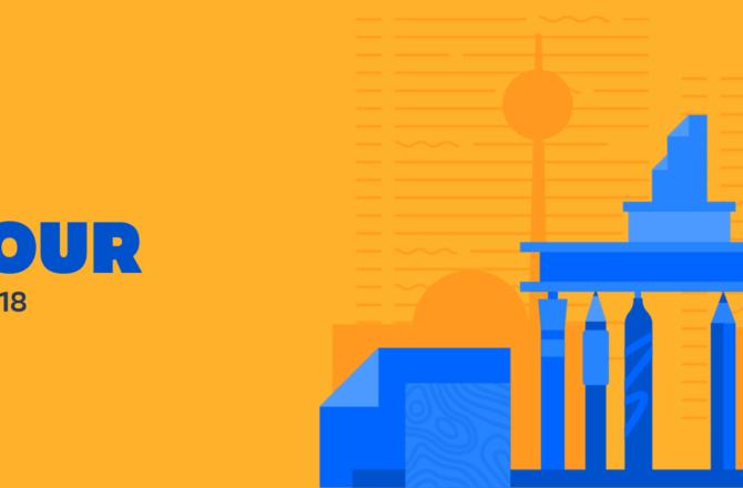 Atlassian Tour 2018 - Compte rendu ([CR])