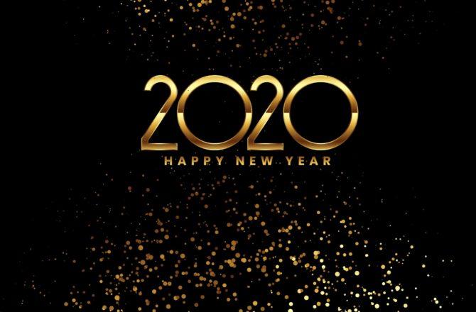 Une bonne et heureuse année 2020 à tous !